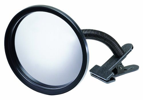Cheap See All ICU7 Personal Safety and Security Clip-On Convex Security Mirror, 7″ Diameter (Pack of 1). Click Image For More Details.