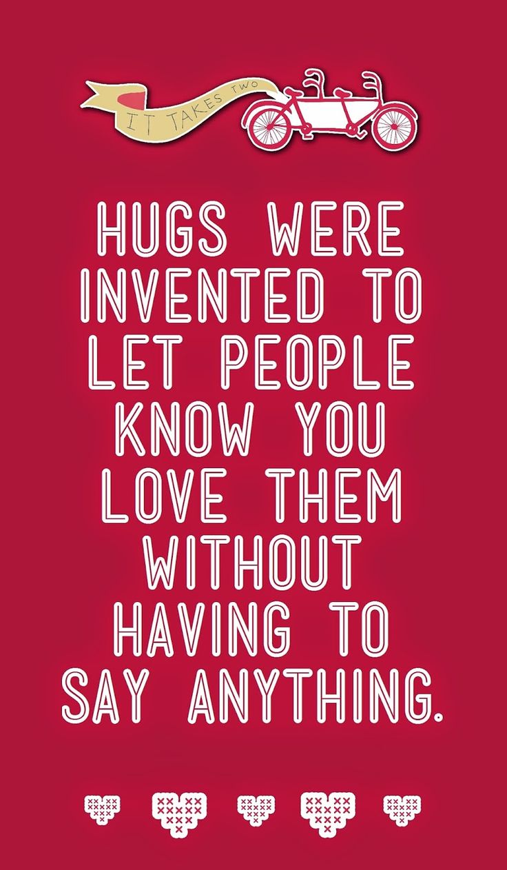 Best 25 Hug quotes ideas on Pinterest