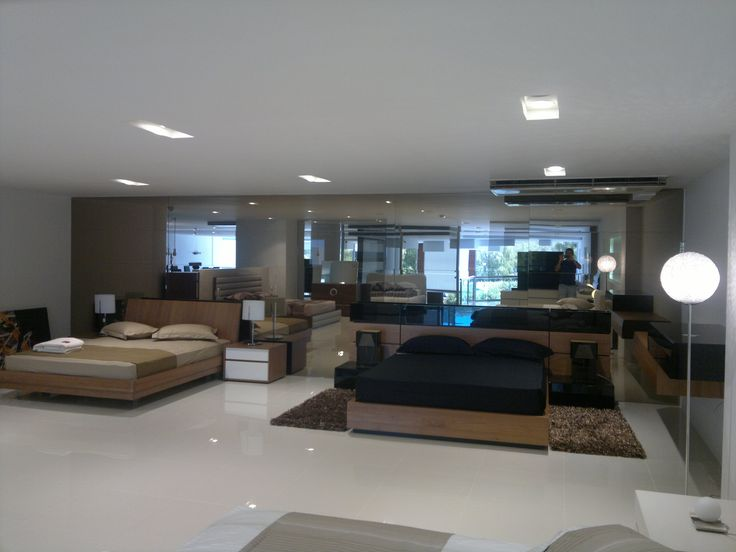 Furniture showroom
