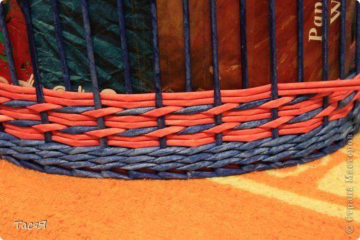 Ох уж эти мне рябые трубочки.. :-))) А вообще узор простой, плетется на раз-два..
