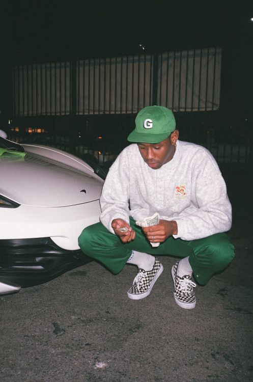 Tyler the creator - La August 2016