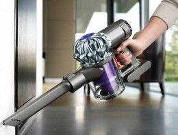 Dyson V6 Trigger: The best handheld vacuum in the world.