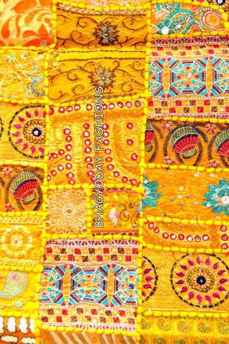 Indian Antiq Patchwork Ethnic vintage Wall Hanging Tapestry Decoration Art Decor