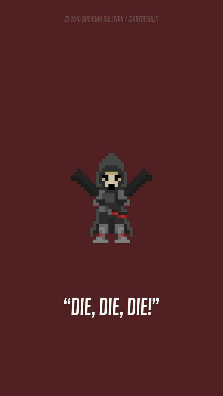 Overwatch Reaper                                                                                                                                                                                 More