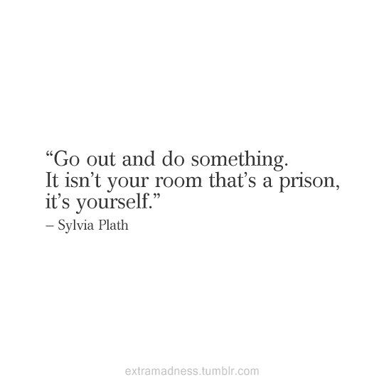 Sylvia Plath •                                                                                                                                                                                 More