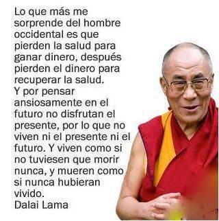 Past Subjunctive with the Dalia Lama