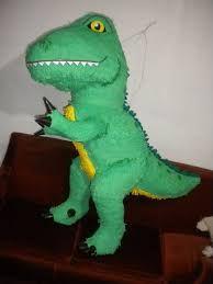 Resultado de imagen para dinosaurios piñatas