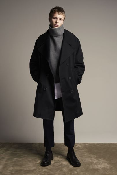 Markus Lupfer Fall 2017 Menswear Collection | British Vogue