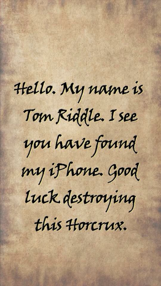 Harry Potter screensaver wallpaper. Tom riddle. Horcrux