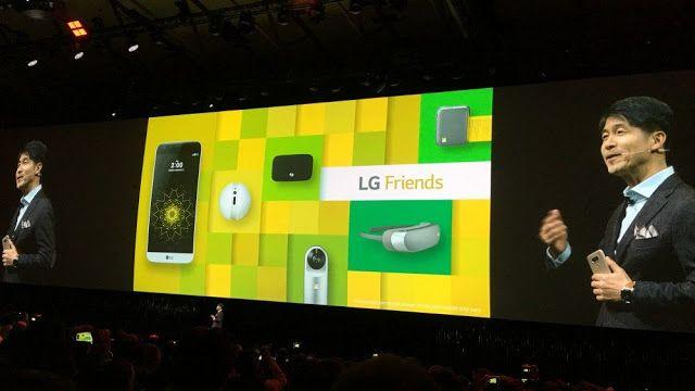 LG expande su negocio a los accesorios para smartphone   El LG G5 no es solo un smartphone es un ecosistema de módulos intercambiables por el usuario y periféricos en un intento de la compañía de consolidar su estrategia en el sector móvil y expandir sus vías de negocio.  LG ha presentado una serie de accesorios destinados a ser gobernados por un smartphone en un intento de revitalizar su negocio móvil y expandir sus vías de negocio. Lo llaman LG Friends e incluye cámaras control de drones y…