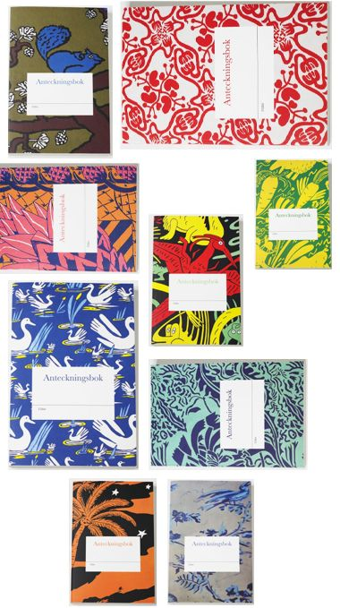 notebooks by carl johan de geer #notebook