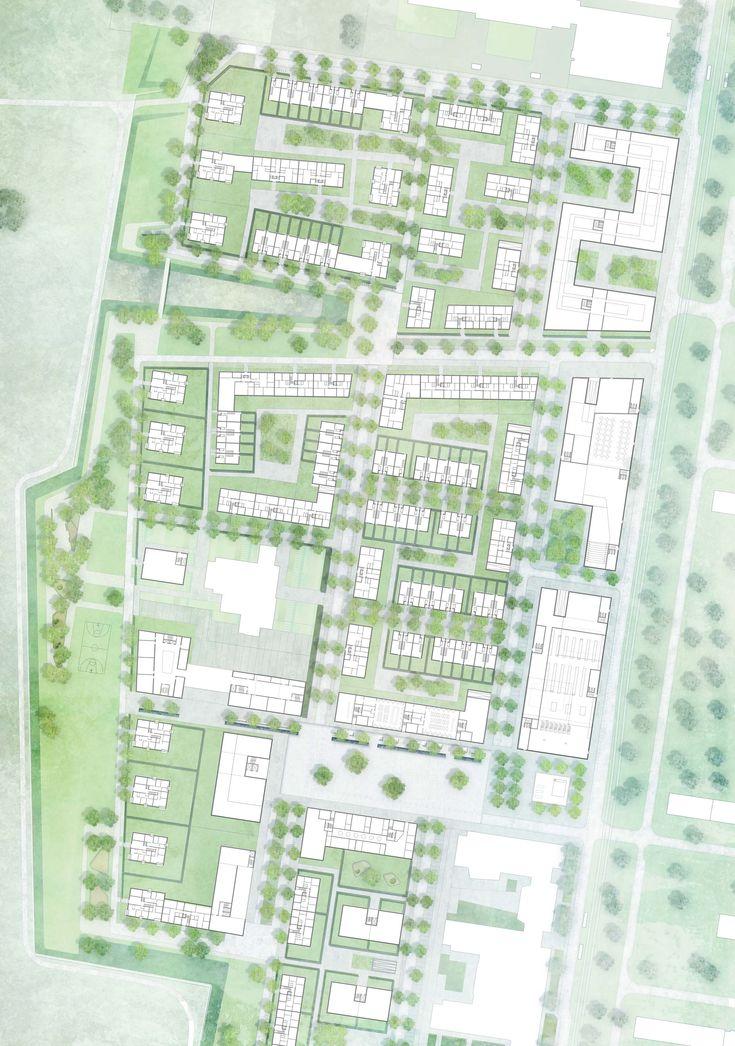 Machleidt, sianai & performative architektur (2015) 1500, Rahmenplan