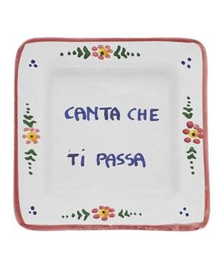 """Canta che ti passa"" - ""Sing and this shall pass"""