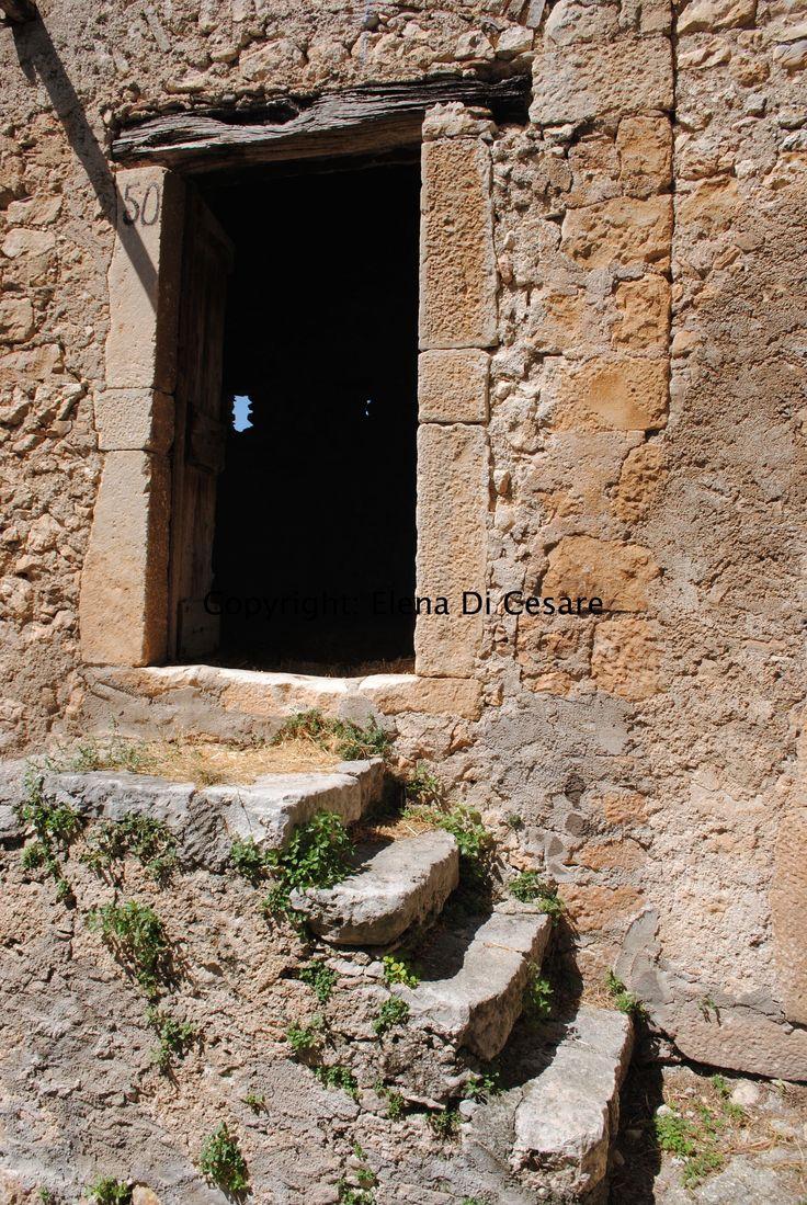 Navelli, Abruzzo, Italy.