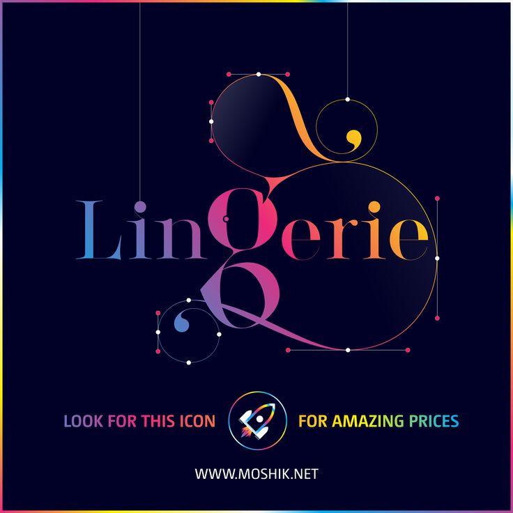 Black Friday. Buy Lingerie Typeface Typeface At Amazing Prices on Moshik Nadav Typography website: www.moshik.net