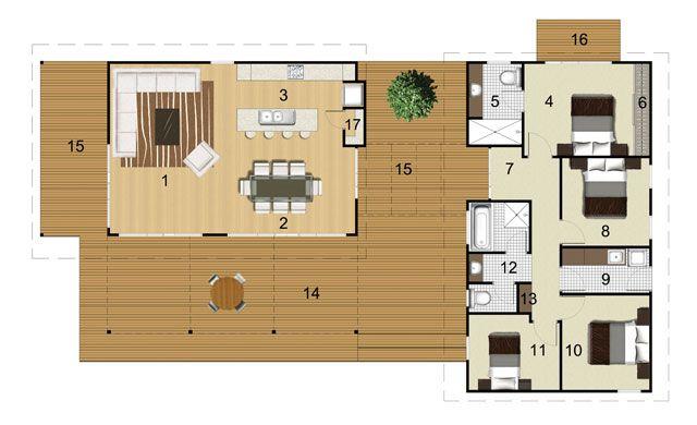 Pavilion 140 – Sarah Homes