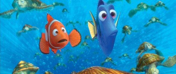 Finding Nemo Blu-ray release date set