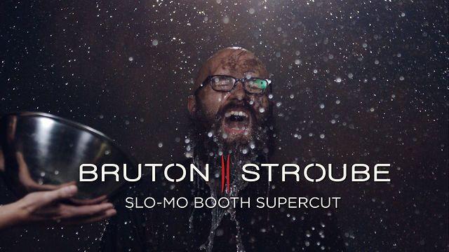 フォトスタジオが制作したスローモーションカメラのプロモーションムービー「Slo-mo Booth Supercut」