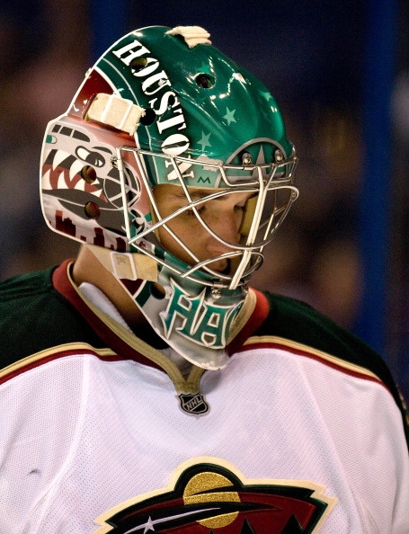 Matt Hackett  Minnesota Wild
