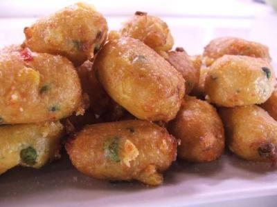 castagnole fritte vegetariane...by Luca Montersino