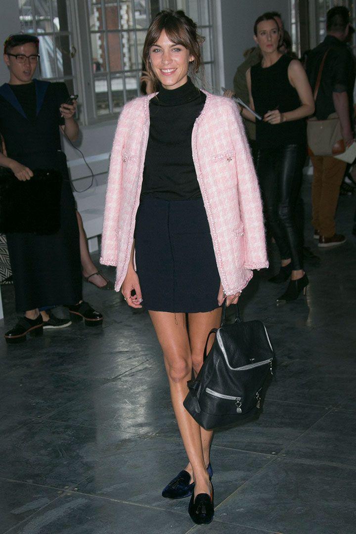 Alexa Chung: 100 mejores looks http://stylelovely.com/galeria/alexa-chung-100-mejores-looks/