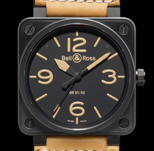 Bell & Ross: professional watches for astronauts, pilots and EOD divers...
