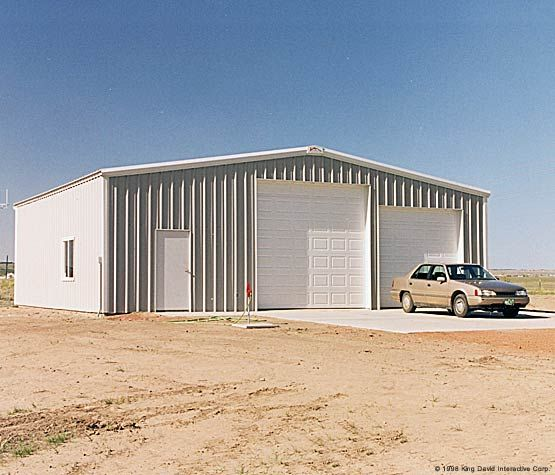 Steel building homes benefits offered by steel buildings for Prefab garage california