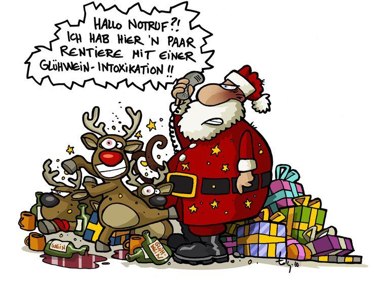 Weihnachten Karikaturen Bilder