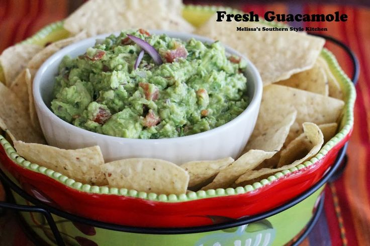 how to make simple guacamole with sour cream