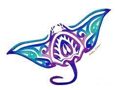 Tribal Manta Ray Tattoos Gallery Tattoo Page 2 - Cliparts.co