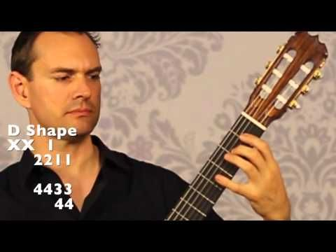 The Most Mysterious Spanish Guitar Scale - YouTube