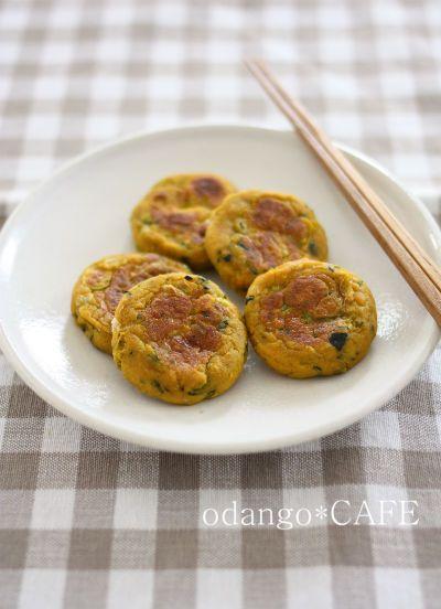 「かぼちゃのねぎ味噌お焼き」のレシピ by みるまゆさん | 料理レシピブログサイト タベラッテ