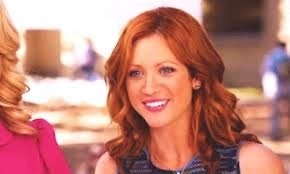 Pitch Perfect (2012): Brittany Snow | Thinking of going red next.