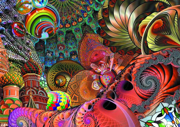 TP 2 Rapport y Estampa - Carta de tendencia Arte Huichol