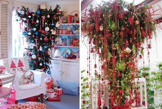 Upside Down Christmas Tree2
