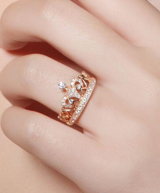 11 best anillos de 15 a os images on pinterest anillos el 15 y anillo de compromiso - Anillos de compromiso sencillos ...