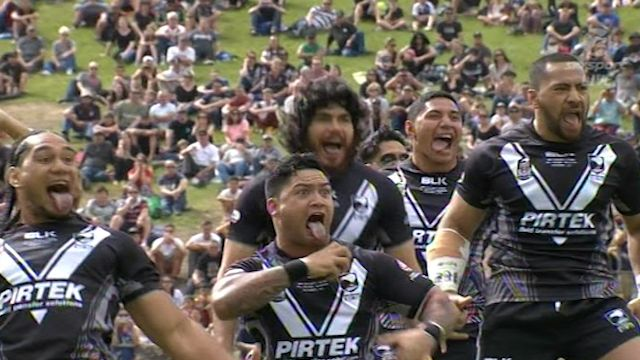 Kiwis edge brave Samoan side 14 - 12 in Four Nations | Stuff.co.nz