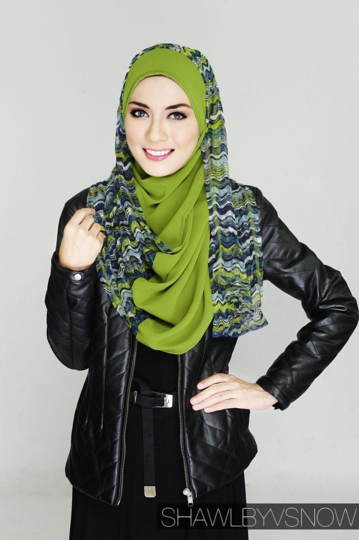 VS Aloe Spiral - VS lace scarf by #shawlbyvsnow