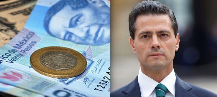 El dólar repuntó y en bancos de Ciudad de México creció por encima de los 22 pesos después del mensaje del presidente Enrique Peña Nieto.