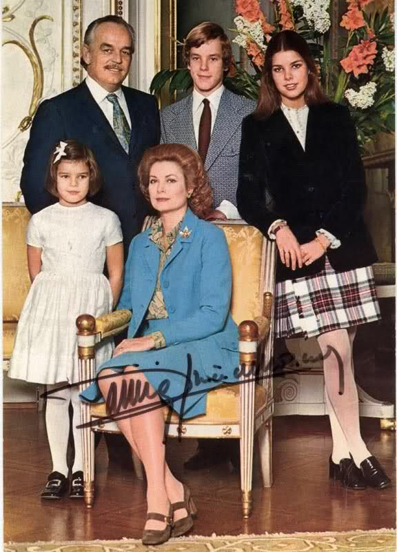 Official Portraits - Princely Family of Monaco - Page 3 - The Royal Forums
