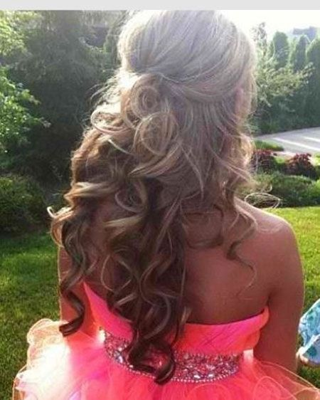 29 long curly prom hairstyles