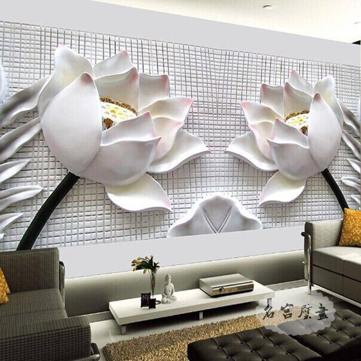 M s de 25 ideas incre bles sobre papel tapiz en pinterest - Papel pintado 3d ...