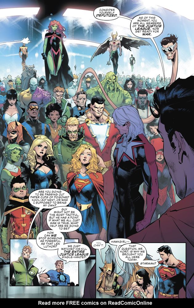 Justice League 2018 Issue 30 Read Justice League 2018 Issue 30 Comic Online In High Quality Justice League Doom Comics Justice League