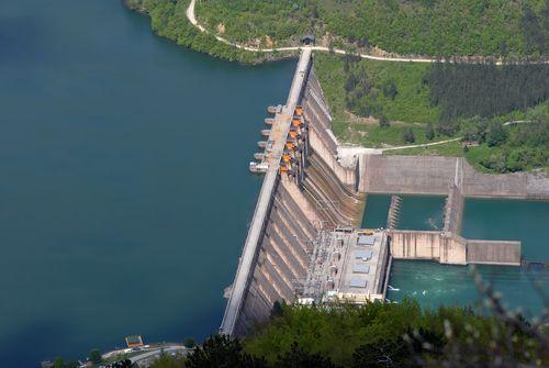 Presa Río Aguas Potables (dulces o limpias)