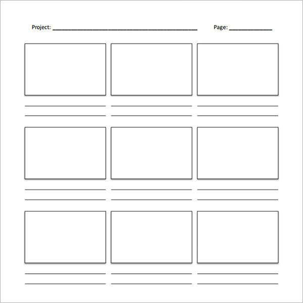 Best 25+ Storyboard pdf ideas on Pinterest Storyboard template - free storyboard templates