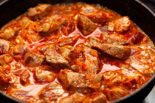 Рецепты вкусных блюд из говядины / Простые рецепты