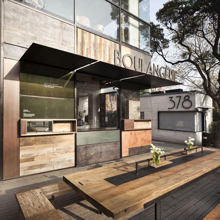 Farine, Shangai, China _ neri & hu design