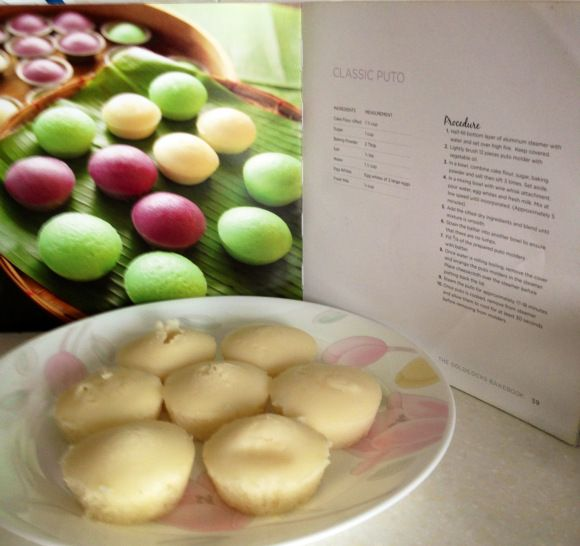Goldilocks Recipe for Filipino Puto