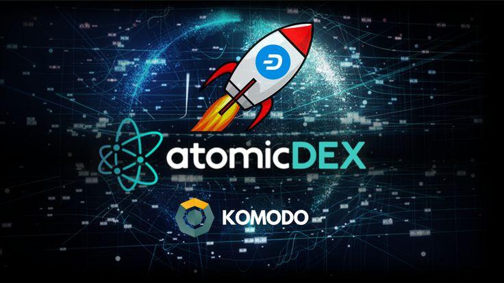 Komodo's Atomic Decentralized Blockchain Exchange