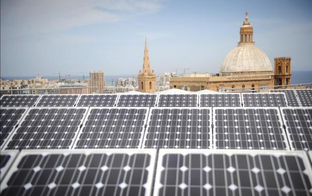 Malta lies in sixth place among EU member states for the amount of solar heating when adjusted to reflect the size of the population. A EurObserver report on solar energy reported that Malta had 0.119 square metres of solar installations per capita in 2016, generating 0.083 kilowatt hours per...